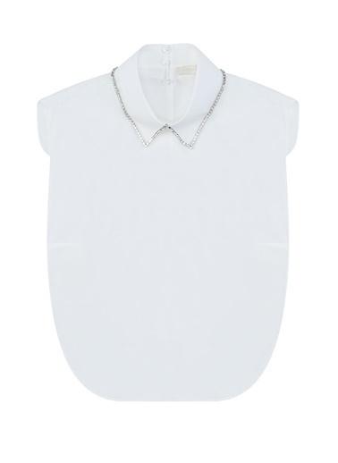 Beymen Collection Yaka Beyaz